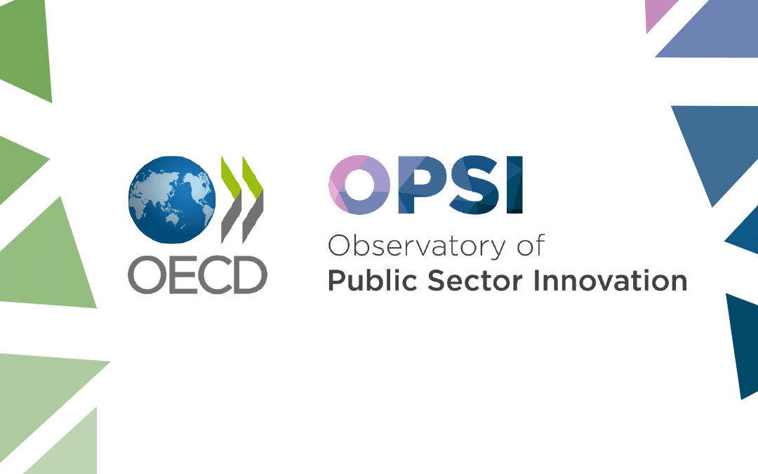 Dentsu Tracking Features on the OECD Observatory of Public Sector Innovation Platform