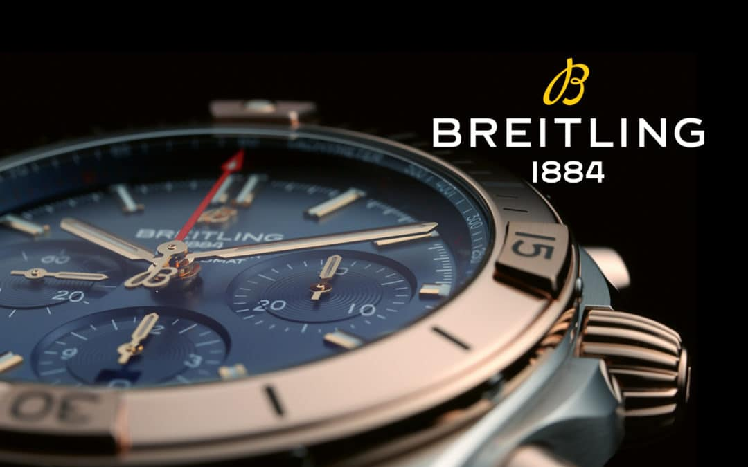Breitling launches a blockchain-based digital passport for all its new watches, integrated by Dentsu Tracking