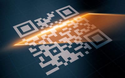 Mass traceability with compressed QR codes (GS1)