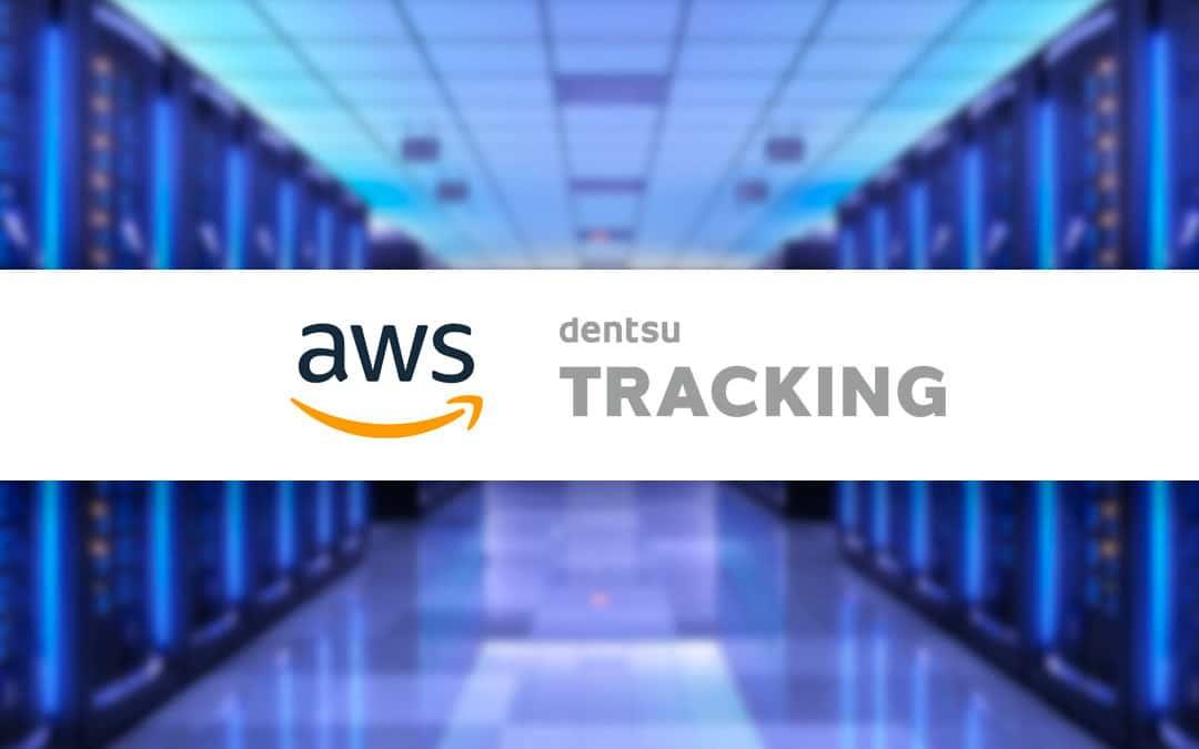Dentsu Tracking in Amazon (AWS) Switzerland announcement